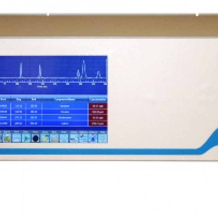 GC301DP ppm PID Chromatograph