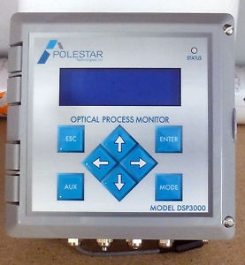 DSP3000 - Continuous Oxygen Gas Optical Analyser