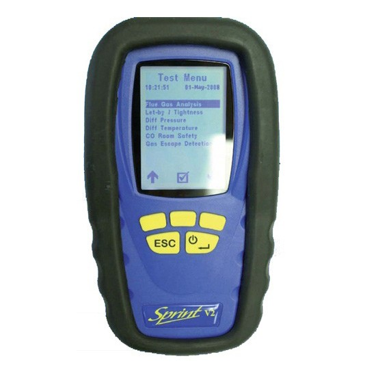 SPRINT - Portable Flue Gas Analyser