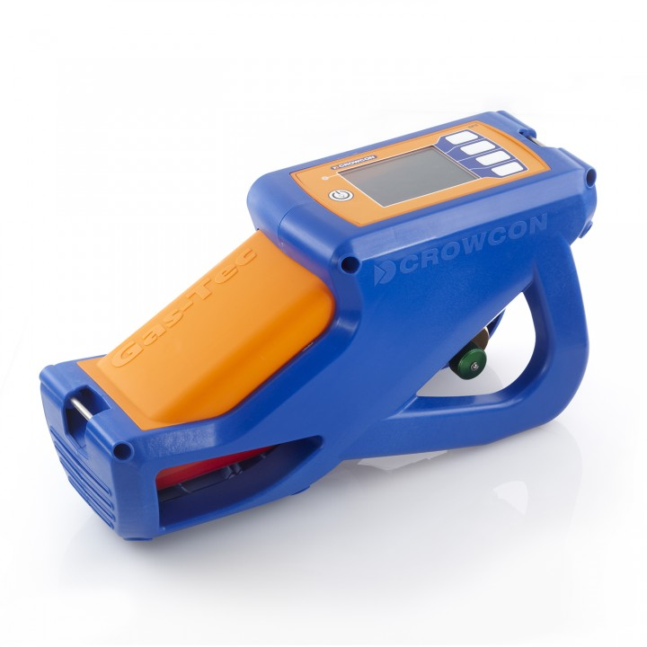 GASTEC II – portable non-heated FID analyser